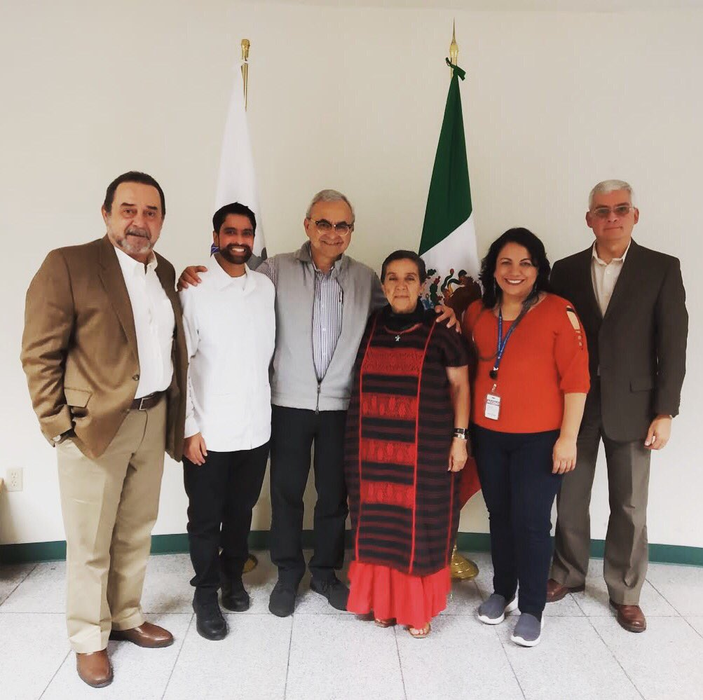 The POP Movement met with the Minister of Sustainability, Ing. José Manuel Vital Couturier of the State of #NuevoLeon in Monterrey on Apr 5. The State of Nuevo Leon offers the potential to be a model for #climateaction for Mexico and the World. @CIIEMADIPN