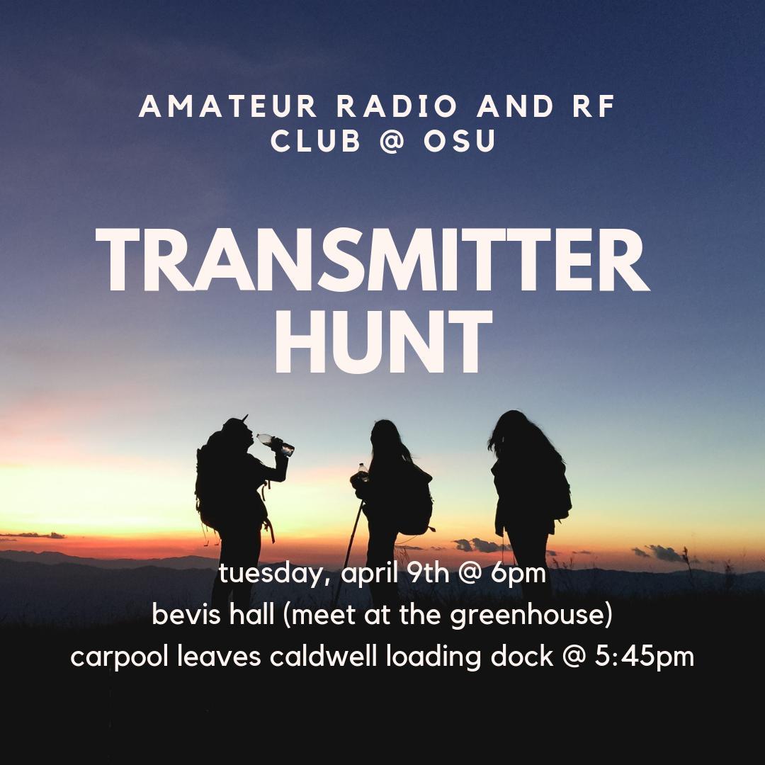 Amateur Radio and RF Club at Ohio State (W8LT) (@w8ltosu) | Twitter