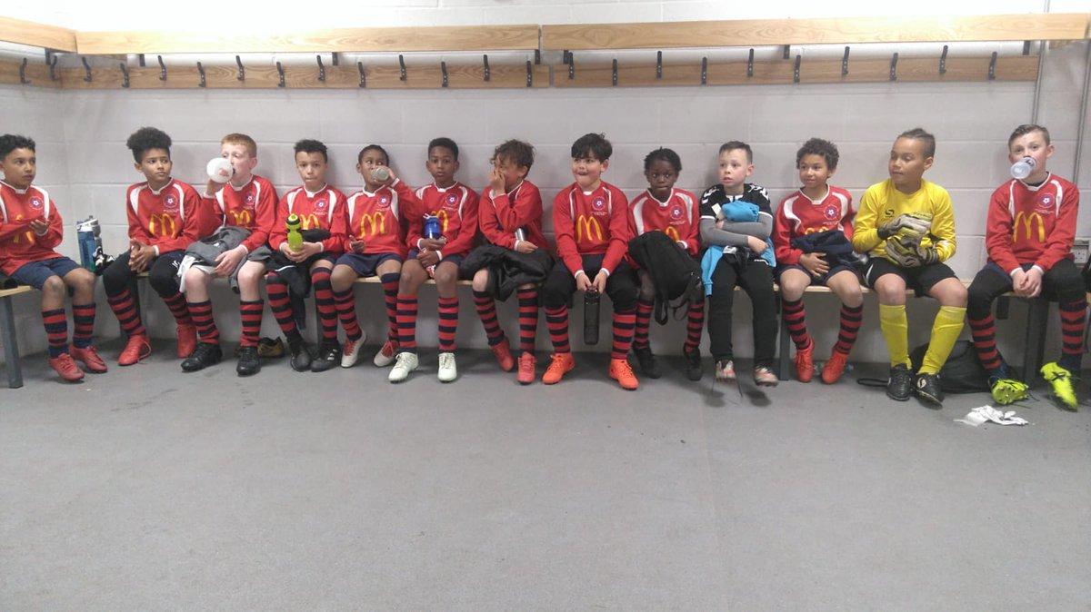 Congratulations @Bristol_central U10 reaching their Cup Final