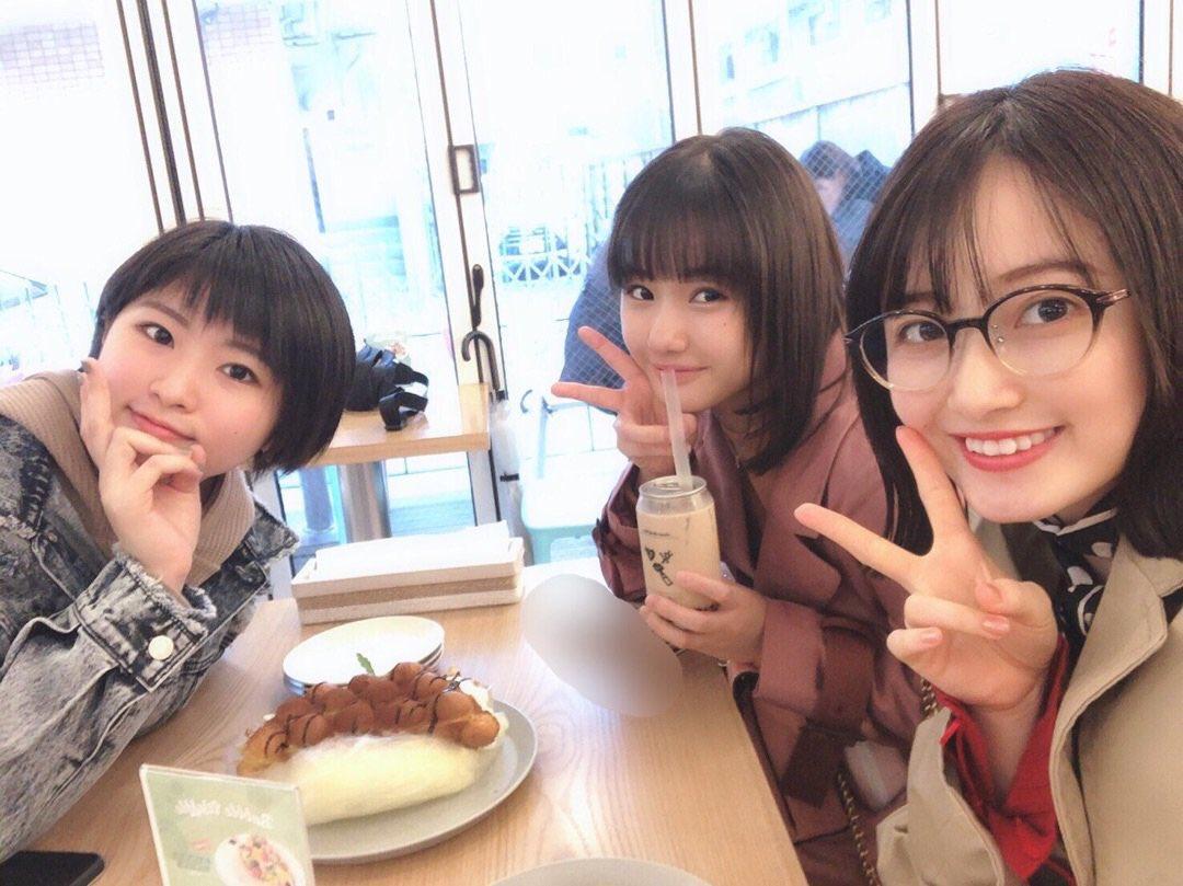 モー娘のグラビアエース牧野真莉愛のカラオケ→いきなりステーキデート疑惑