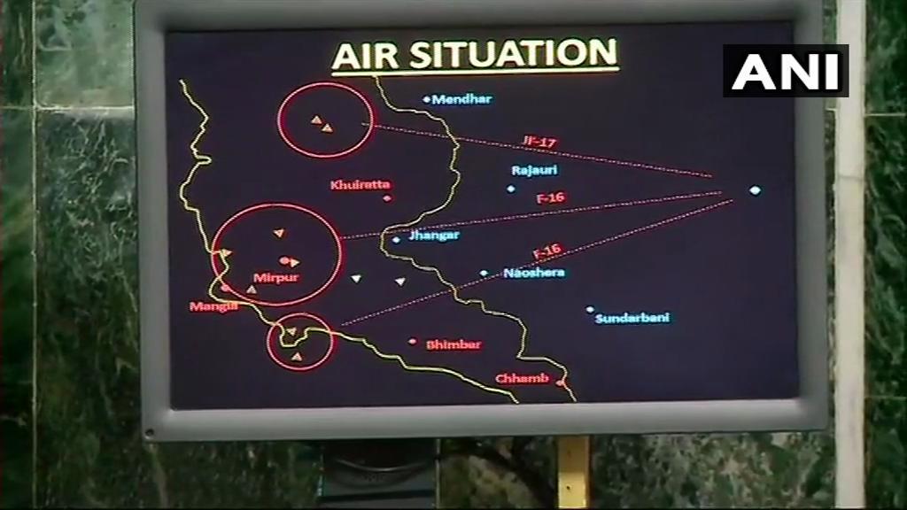 عاجل باكستان تسقط طائرتين عسكرتين هندية اخترقت مجالها الجوي - صفحة 4 D3oZ6tJX4AExfYR