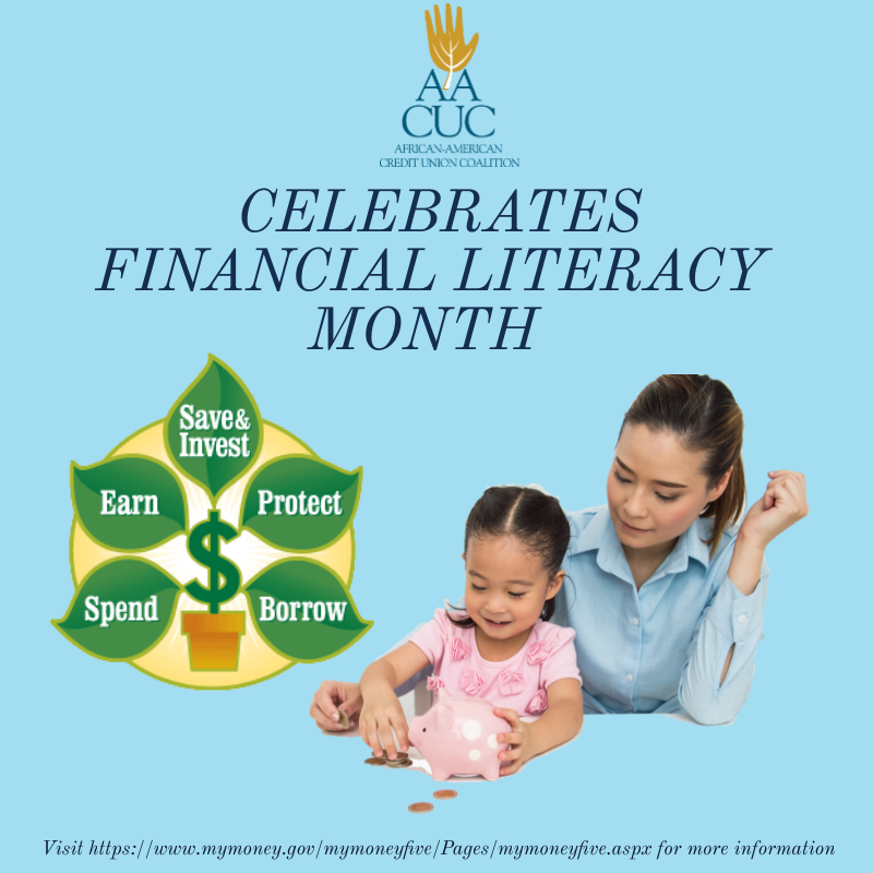 happy financial literacy month - 800×800