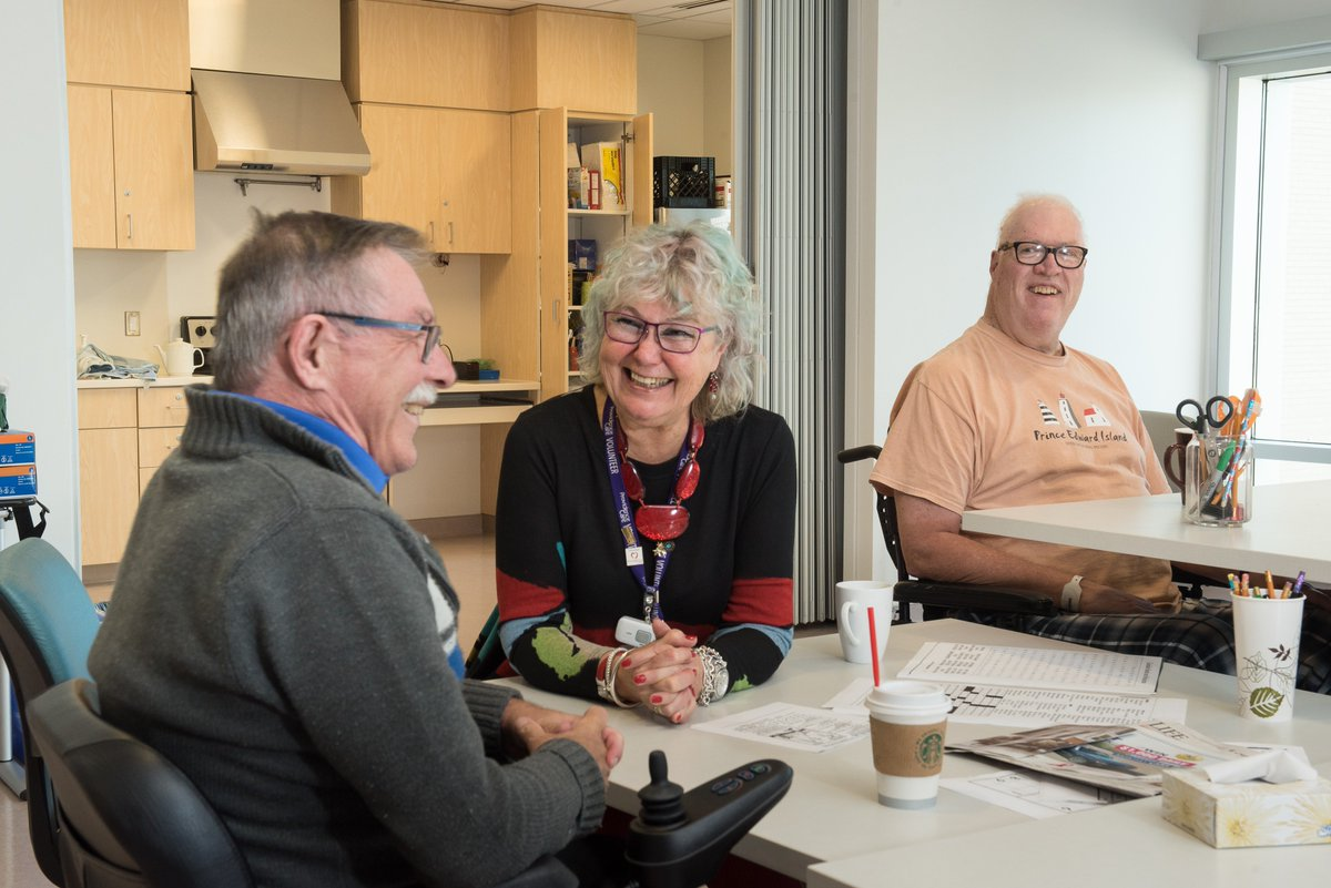 test Twitter Media - Volunteers are the heart of our organization. Join us in extending our sincere thanks for everything they do for our patients, clients and residents! @VolunteerCanada #NVW2019 #NationalVolunteerWeek https://t.co/Yrh36Hbjci