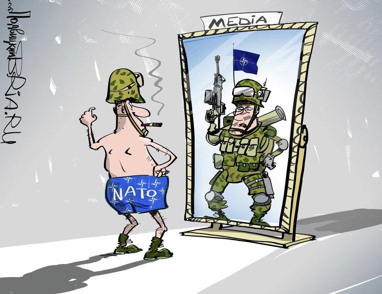 Смешные картинки украина и нато