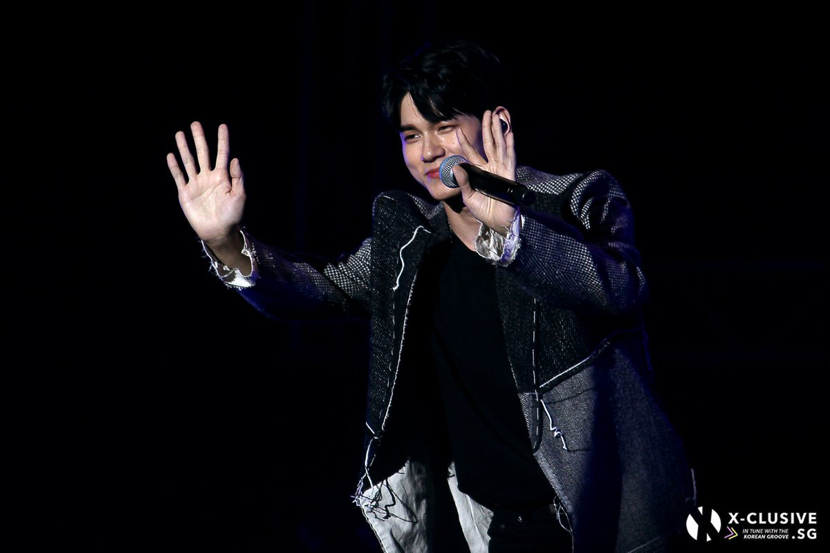 Missing the charismatic #OngSeongWu already? 😭 Check out photos from his solo fanmeeting in Singapore last weekend on our FB page! ➡️ facebook.com/15699121431240… #OSWETERNITYINSG #OngSeongWu1stFanmeetingTour #옹성우 @HATCHERY_TH