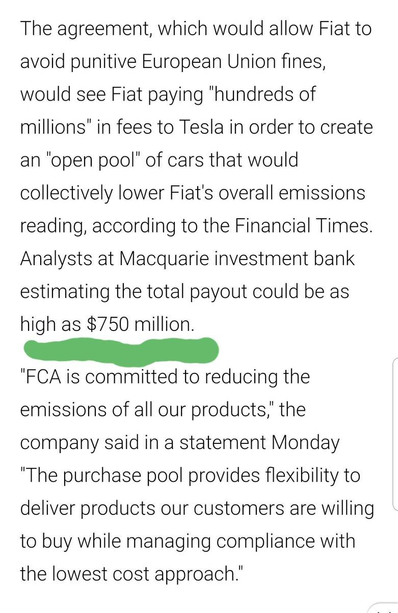IV into New York Auto Show  Auto Shanghai 2019 Autonomy Investor Day  and  EPS  $TSLA  Don't Be Surprised If Tesla Posts A Q1 Profit ZEV/GHG Credits, Fiat pooling, Nevada Tax credits as return for building its Giga in Reno   https://t.co/O5kMM78LCp … … https://t.co/6C6OR9fLDj