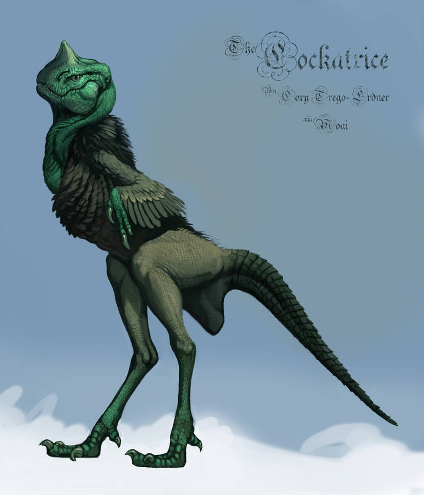 Concept Art Creature Of The Week