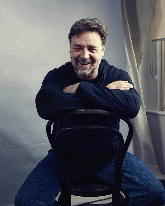 Happy birthday to New Zealand actor Russell Crowe!