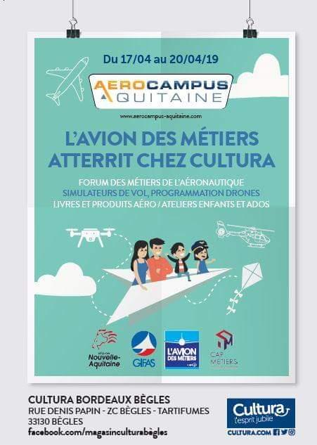 Aerocampus Aquitaine On Twitter Save Your Date Du 17