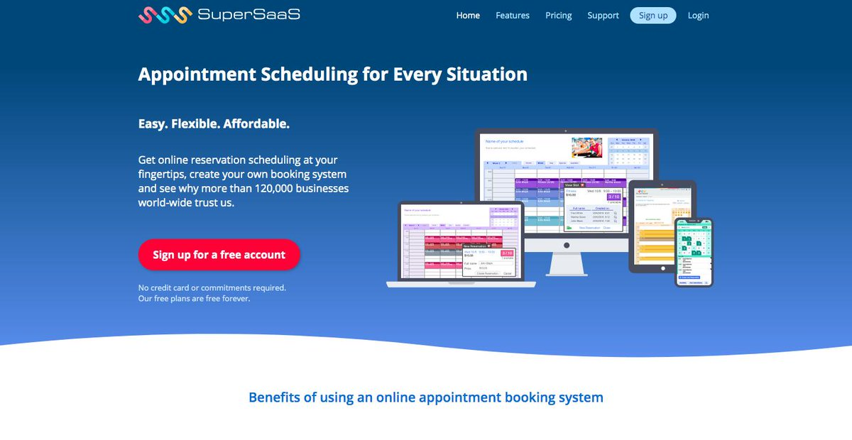 SuperSaaS (@SuperSaaS) | Twitter