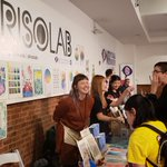 Image for the Tweet beginning: MoCCA Fest in NYC this