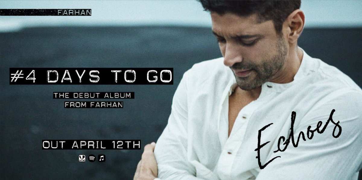 Not long now... 😉 #4DaysToGo #Echoes