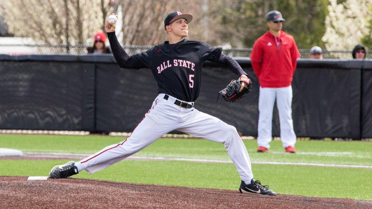 Drey Jameson is an intriguing draft-eligible sophomore - Read about @BallStateBB right-handed pitcher @dreyjameson09 here: http://baseballprospectjournal.com/drey-jameson-mlb-draft/…