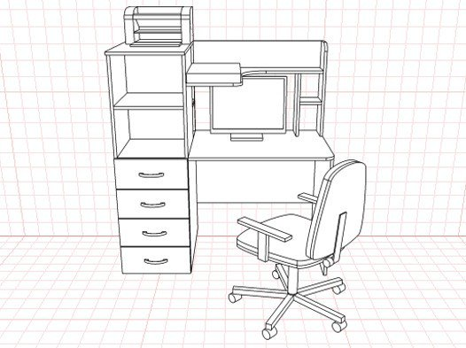Рисунок для стола компьютера показаны новые