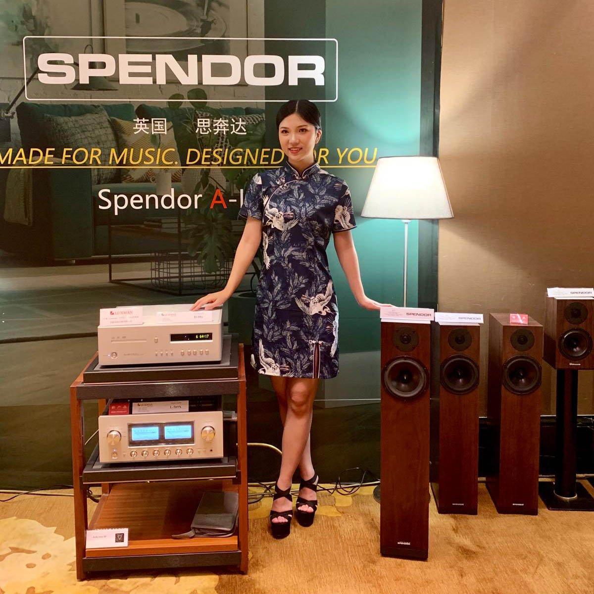 Spendor Audio (@spendoraudio) | Twitter