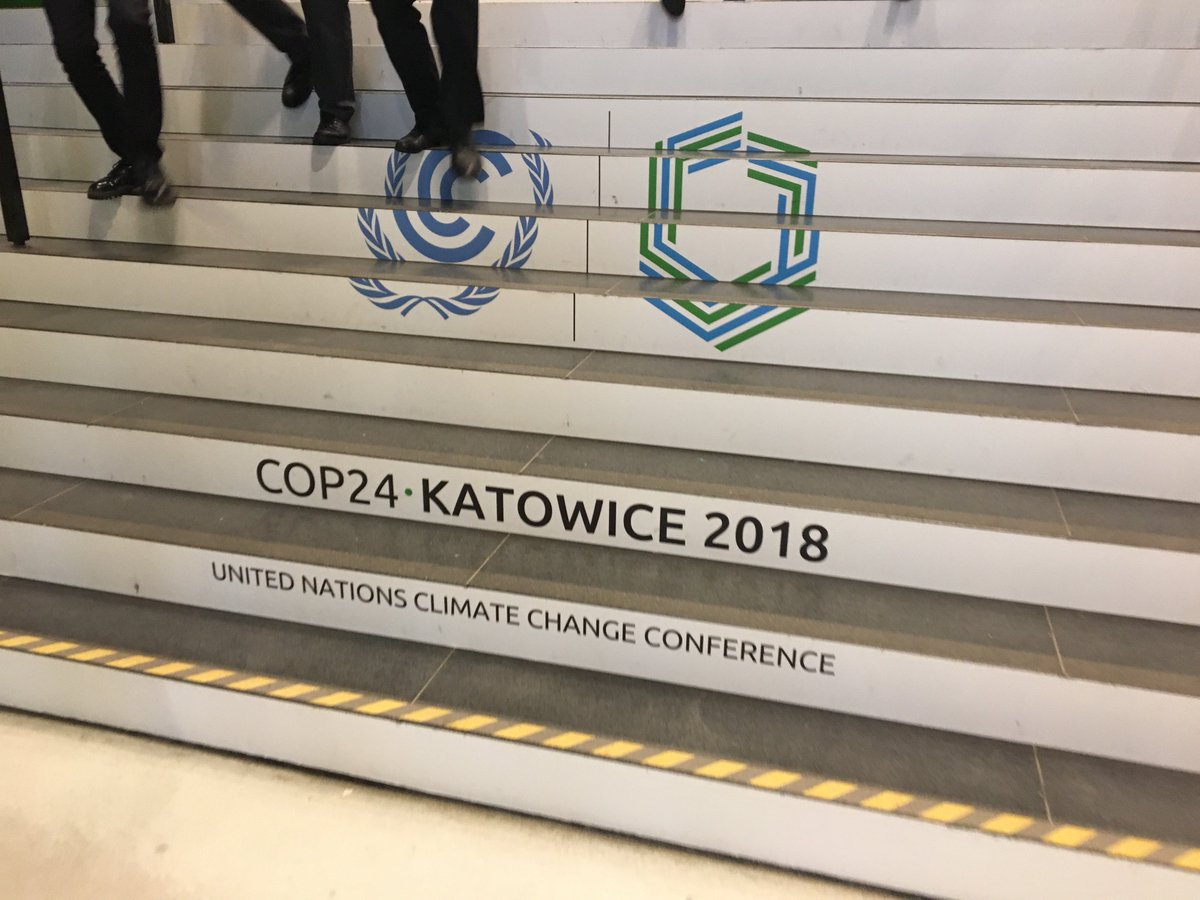 Our newest podcast is live! Curious about what it's like to work with a country delegation at a @UNFCCC climate conference? Hear from two @YaleFES students about their experiences with #Tonga and #Brazil at #COP24. https://envirocenter.yale.edu/country-delegations-cop24 …