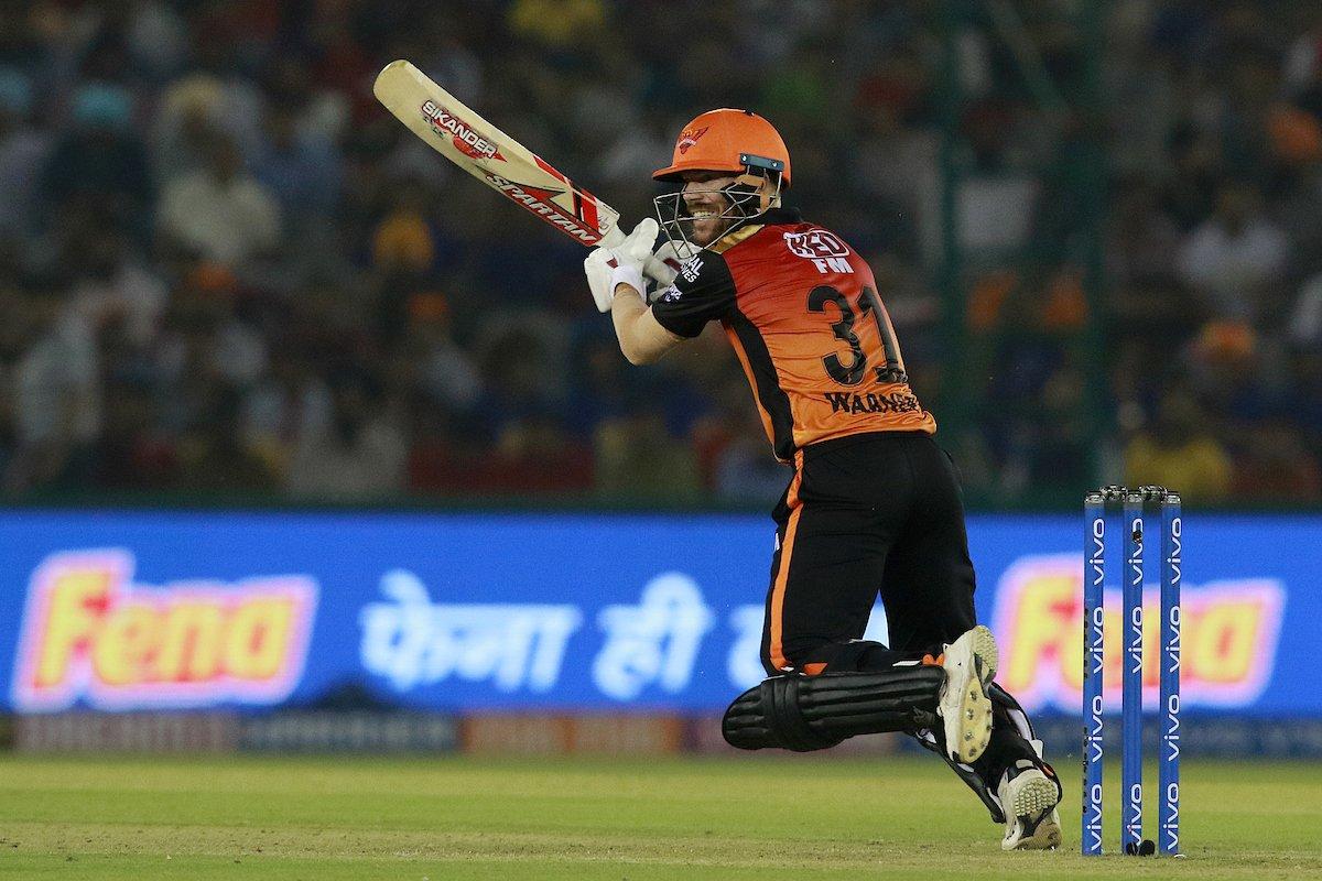 #KXIPvSRH - Sunrisers Hyderabad Lose another low-scoring match!