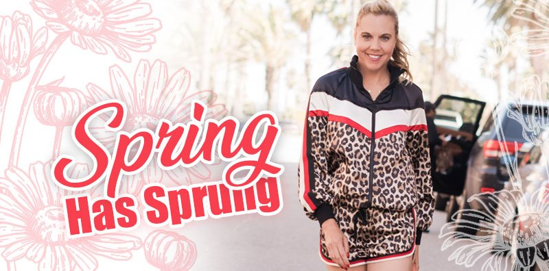 Spring has Sprung!   Well April is here, and we're fully into Spring! I cannot believe that has happened. SO much has been going on, and I haven't written a blog in quite awhile, mostly because I have been focusing on my Youtube channel! But drumroll please, it is time to upd...