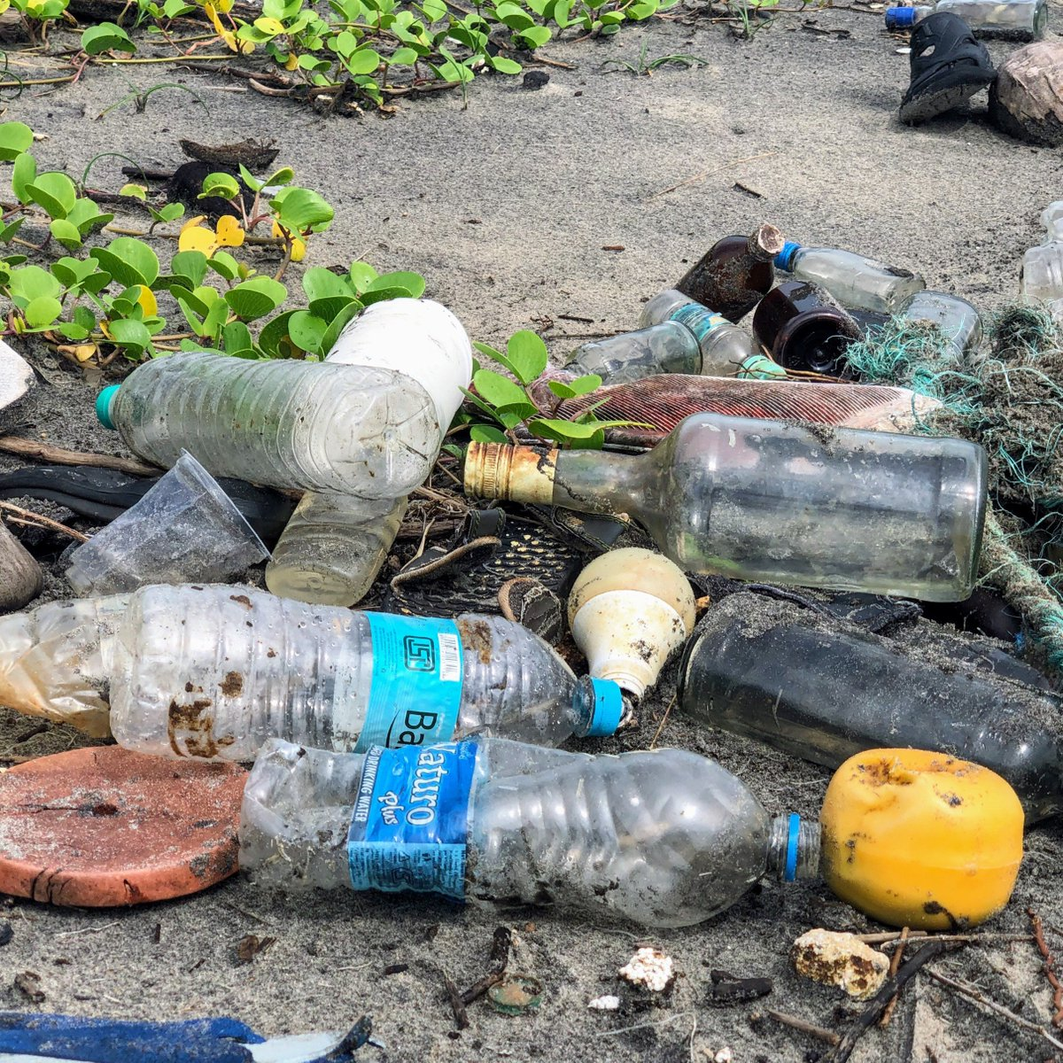 This is heavy! Plastics in the ocean will outweigh fish by 2050 #marinedebris #ocean #savetheocean #RecyclingMatters #MondayMotivation #Recycle