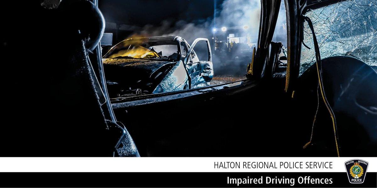Four individuals are facing impaired driving charges after a week of enforcement in Oakville, Burlington, Milton and Halton Hills.   Details are available here: https://bit.ly/2U1DXJb ^jh