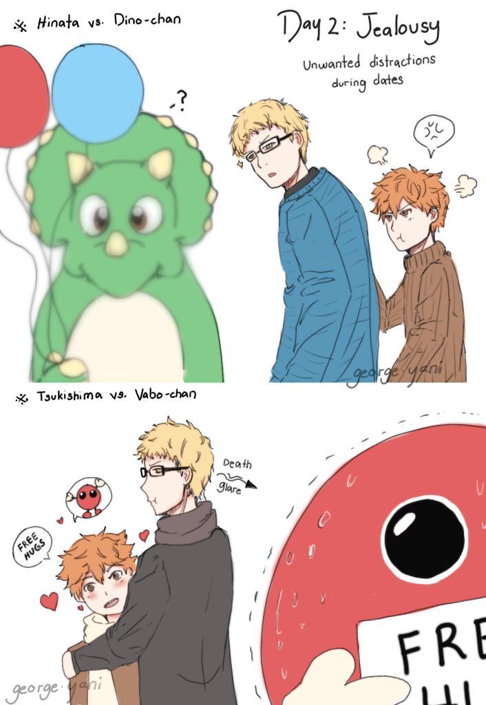tsukihina hashtag on Twitter