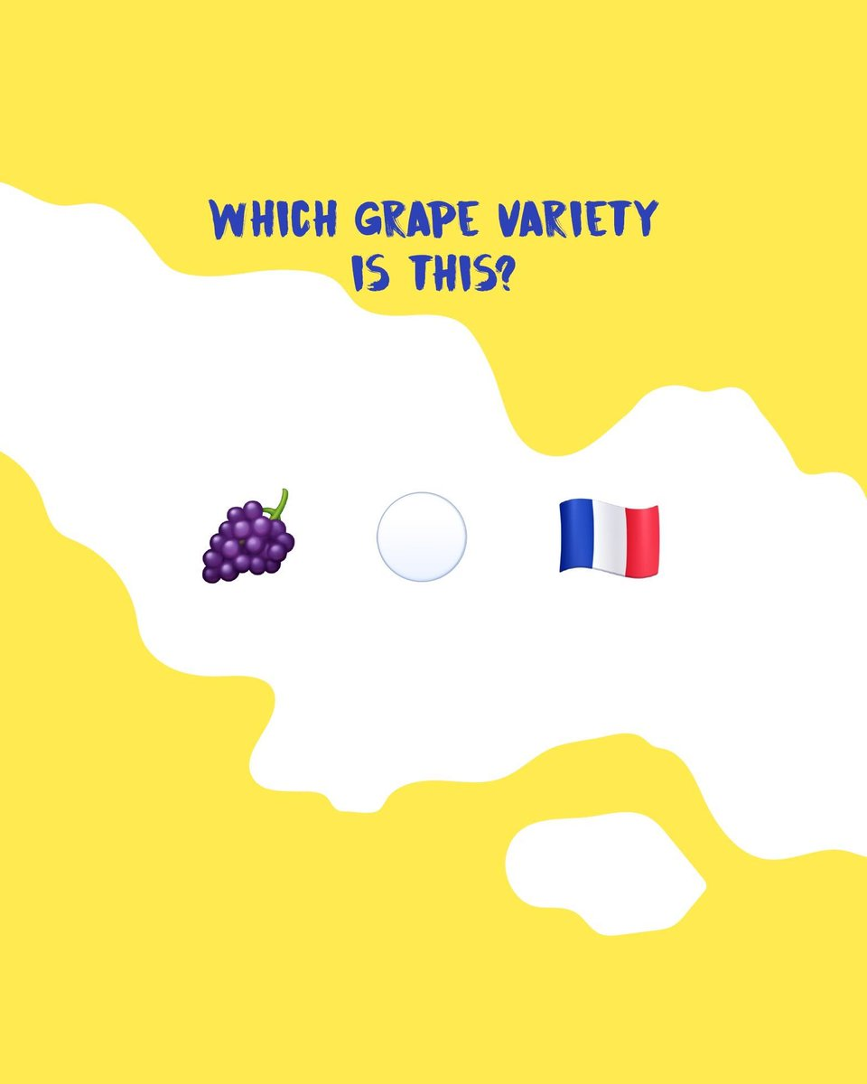 We want to make things funnier! Are you up for a challenge? Guess which grape variety is this 🍇 . . #nosywineclub #nosyfamily #wineoftheday #winesday #wine #wines #winelover #winestorage #winelifestyle #wineoclock #uk #europe #london #masterofwine #winemoji #challengeaccepted https://t.co/xee2wRVovc
