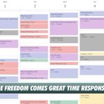 Image for the Tweet beginning: With Great Time Freedom Comes