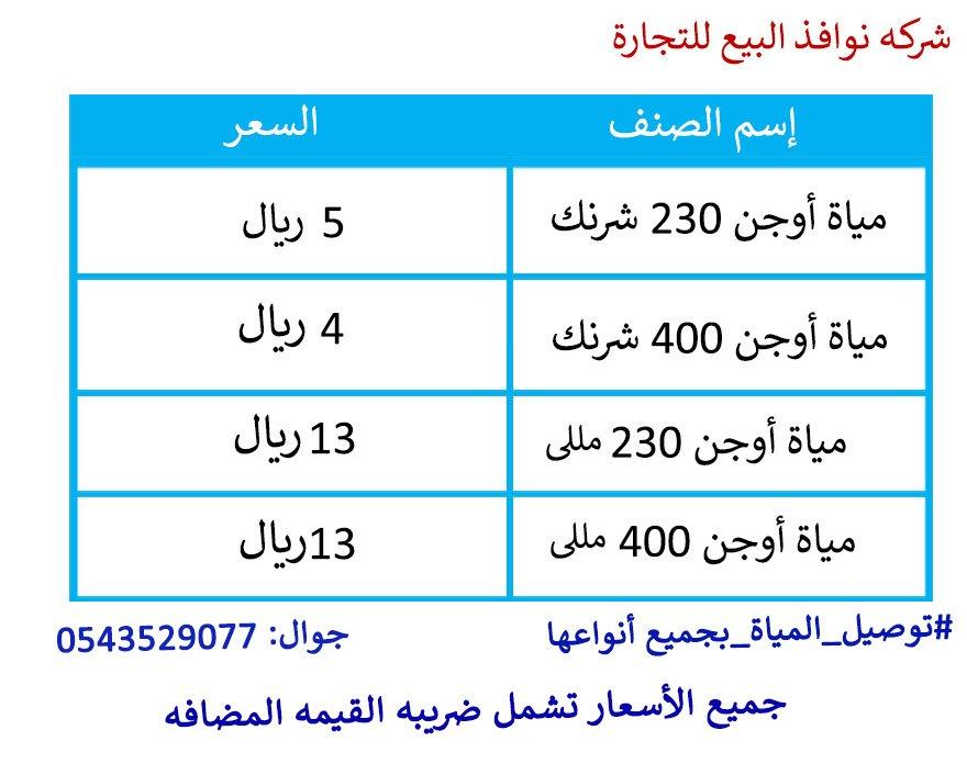 شركه نوافذ البيع للتجارة Nawafizalbaie ট ইট র