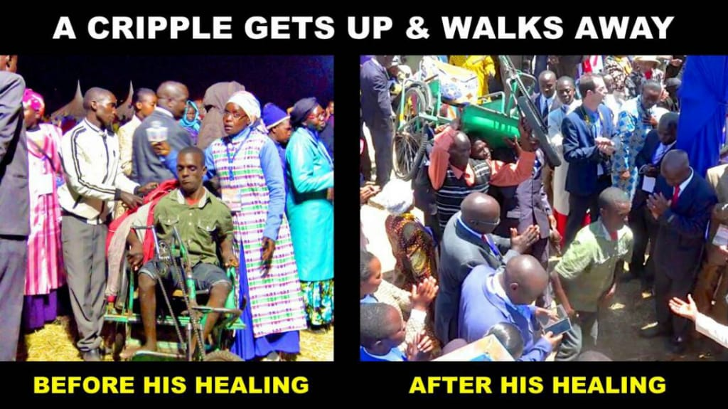 #MightyHealingRevival Isn't it great that Jesus came for the lost. He has ceaselessly loved the unlovable. We were so hopeless, reading about the healing power of Jesus in the Bible, but not experiencing them in our lives. When THEMESSENGERS OF MALACHI 4:5 came......