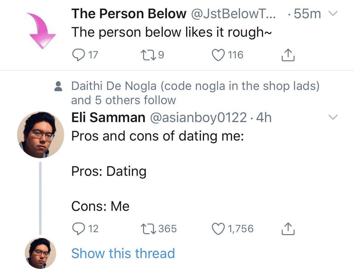 Dating ιστοσελίδα Pro CON