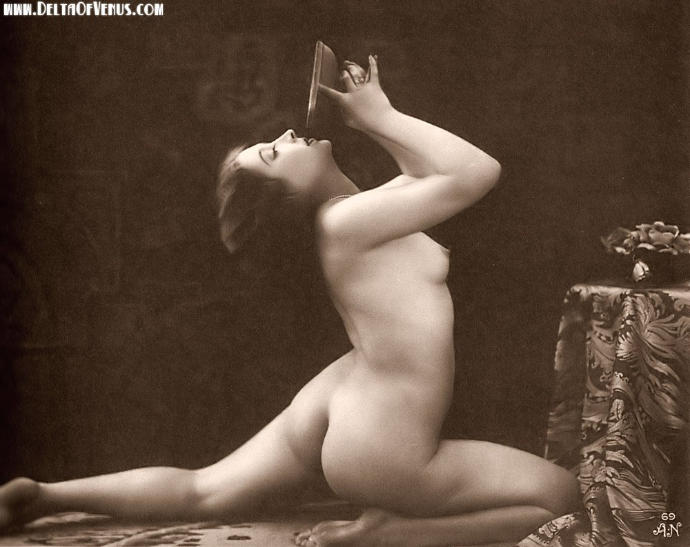 Free Vintage French Postcards Erotica