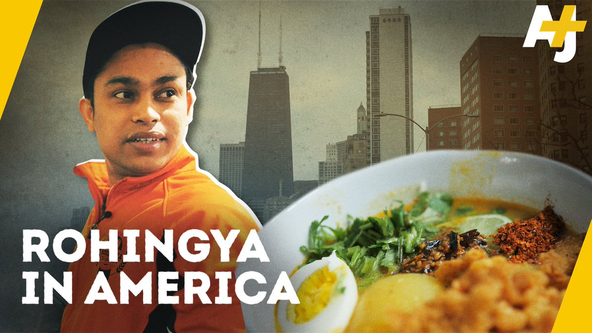 This Rohingya refugee escaped persecution and found love in Chicago. Now Trumps policies are crushing refugee dreams.