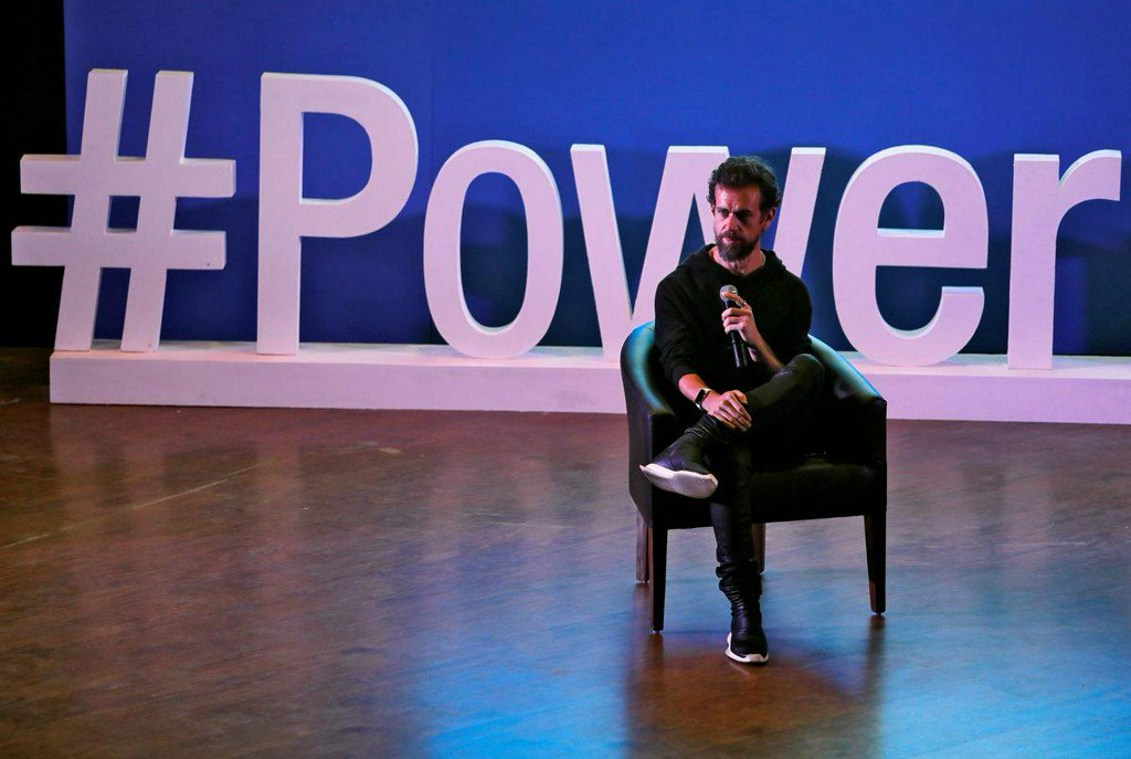 Twitter CEO Jack Dorsey received only 1.4 dollar salary in 2018