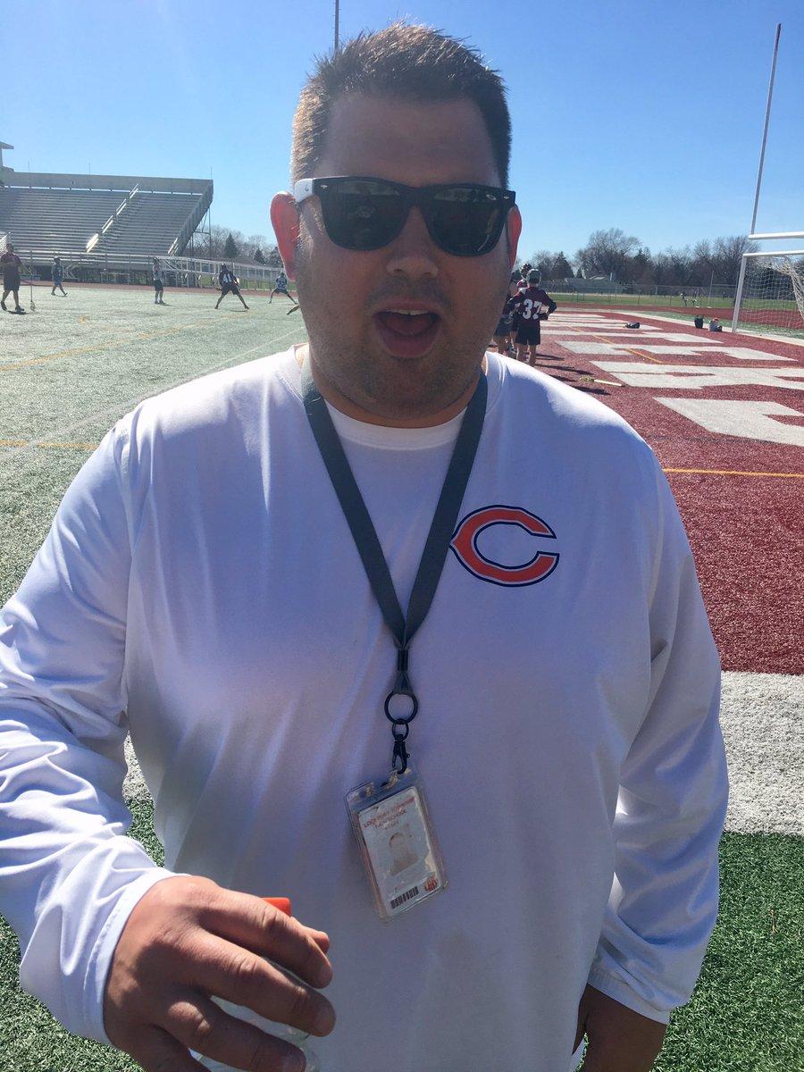 Proof that, deep down, @CoachKishline has good taste!  Bear Down @ChicagoBears!