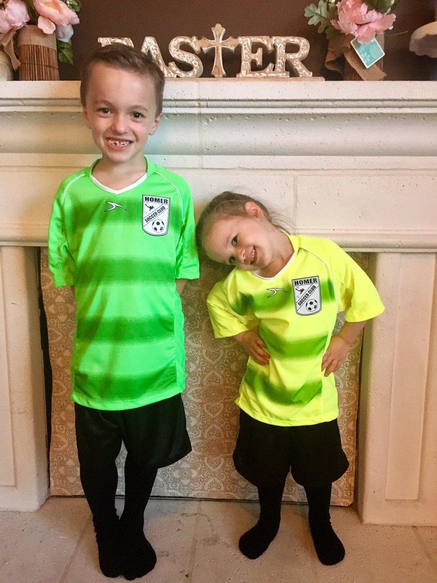 Ready for soccer season!!!