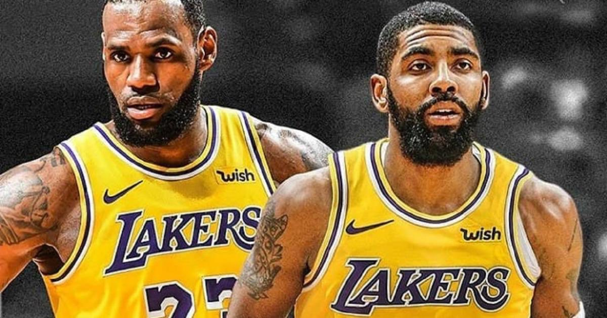 Kyrie Irving Lakers >> Ryan Ward On Twitter Stephen A Smith On Kyrie Irving