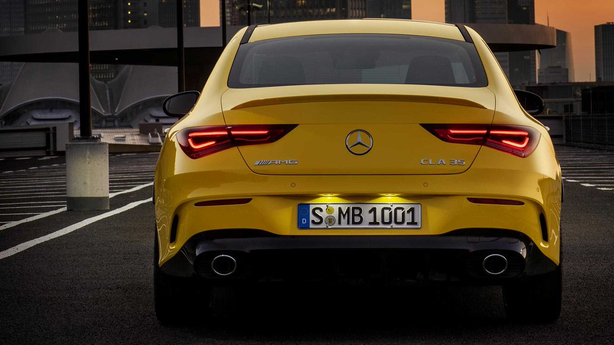 Permalink to 2020 Mercedes-AMG CLA 35 Iѕ Another Sporty Sedan