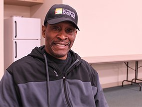 Today begins National Volunteer Week! Volunteers play a pivotal role here at the FoodBank. They donate their time to sort food, staff food drives, help at our mobile pantries, & more. Among these are volunteers who come every week to help, like Donnie!  https://www.cfbnj.org/volunteerdonnie/…