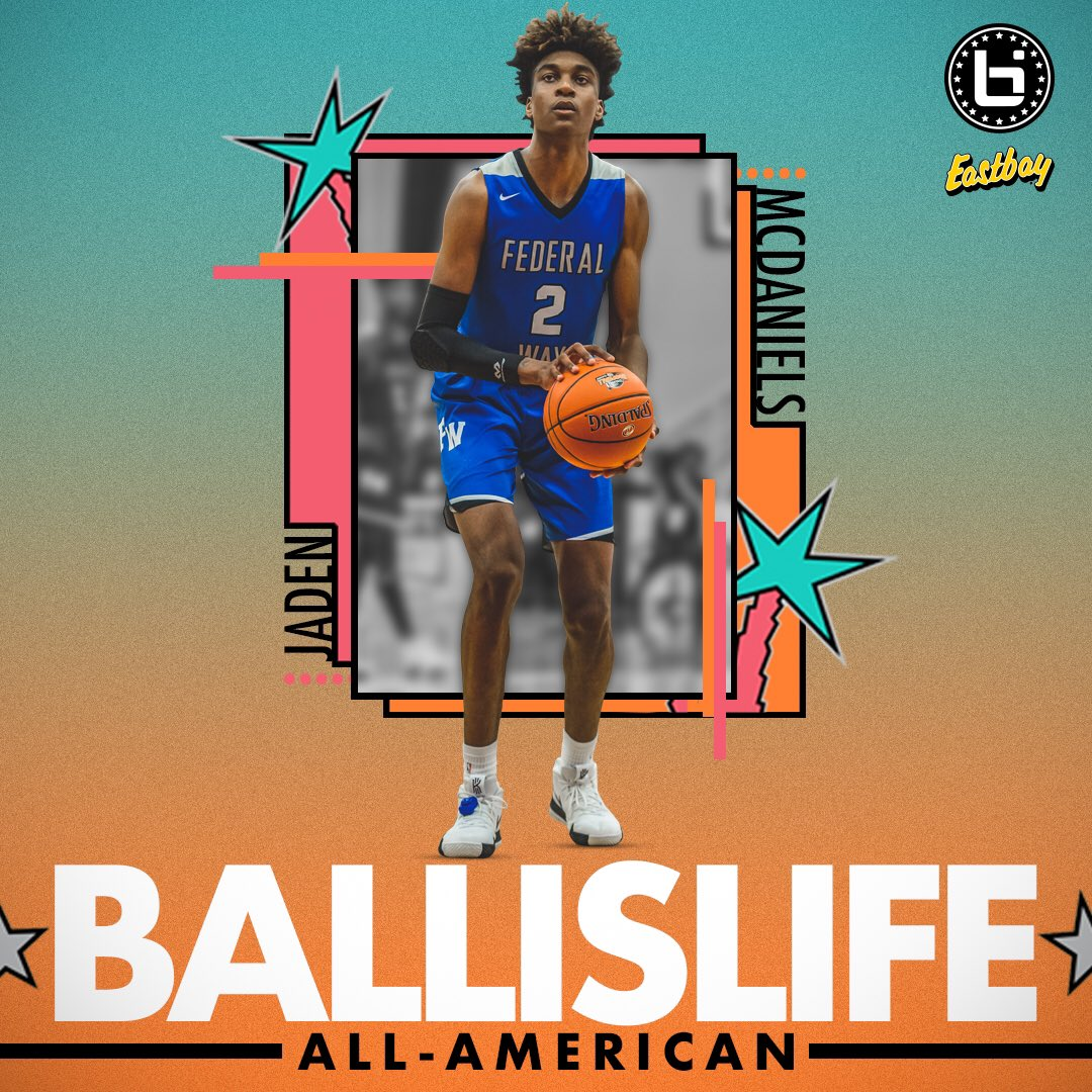 31b2fb128dbd Jmcdaniels7 is officially a Ballislife All-American! Stay tuned for the  rest of the roster release!  BILAAG  Eastbaypic.twitter.com Qn5zZlpFMp