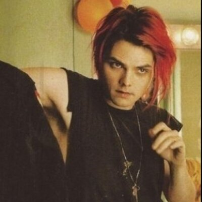 Happy 42nd birthday Gerard Way