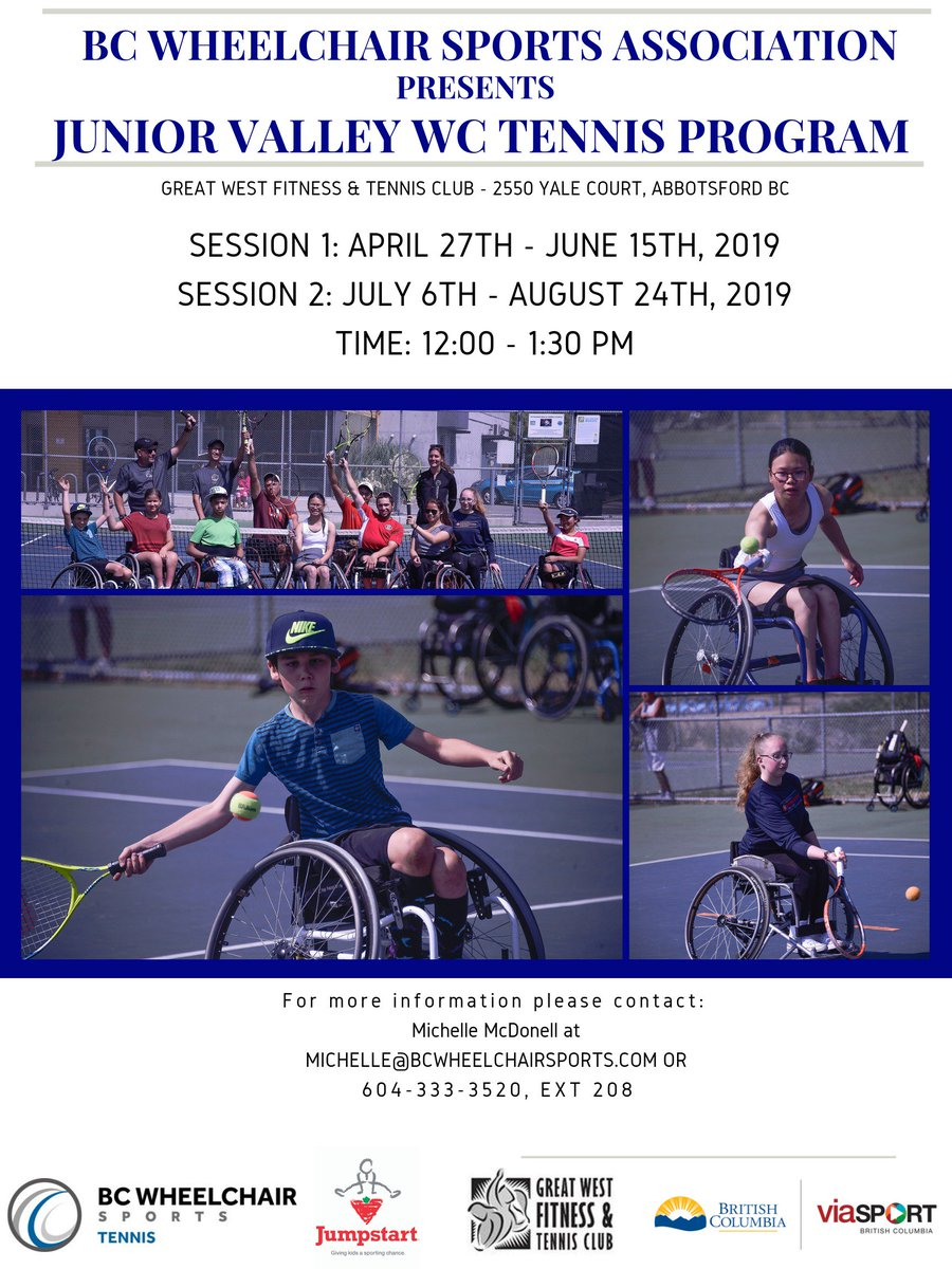 c1728ab329ee9 BC Wheelchair Sports on Twitter