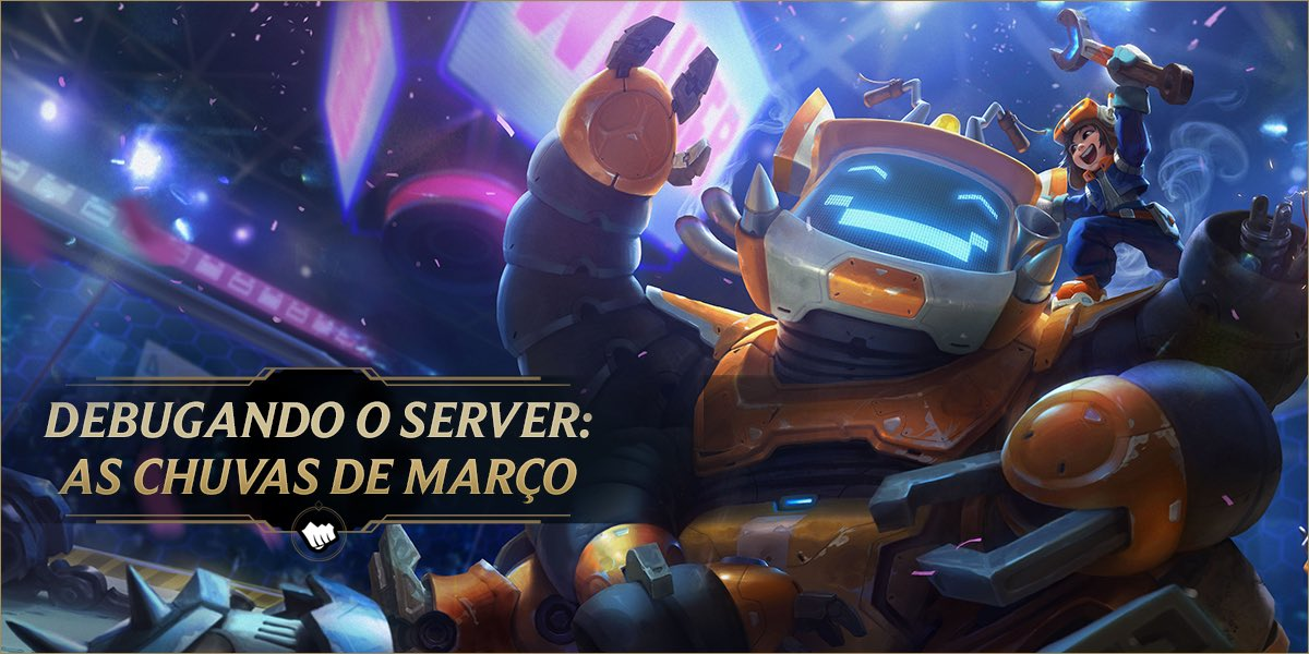 League of Legends Brasil on Twitter: