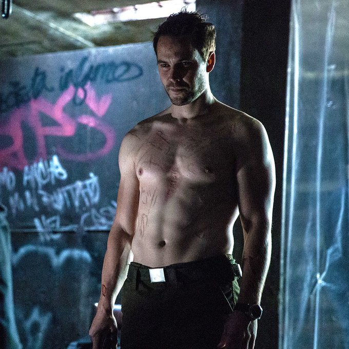 Happy Birthday to the very talented Taylor Kitsch!