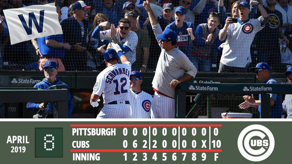 Chicago Cubs's photo on Pirates