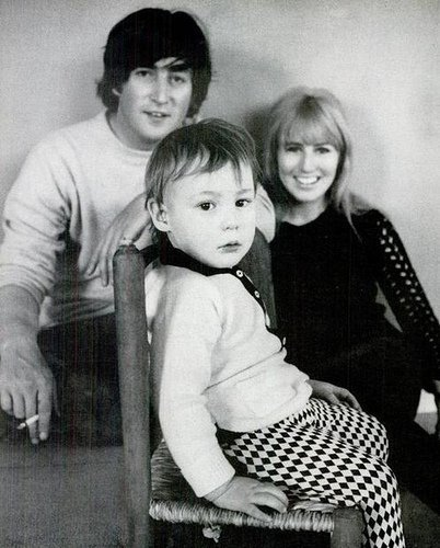 Happy 56th Birthday wishes go out to Julian Lennon, born today in 1963.