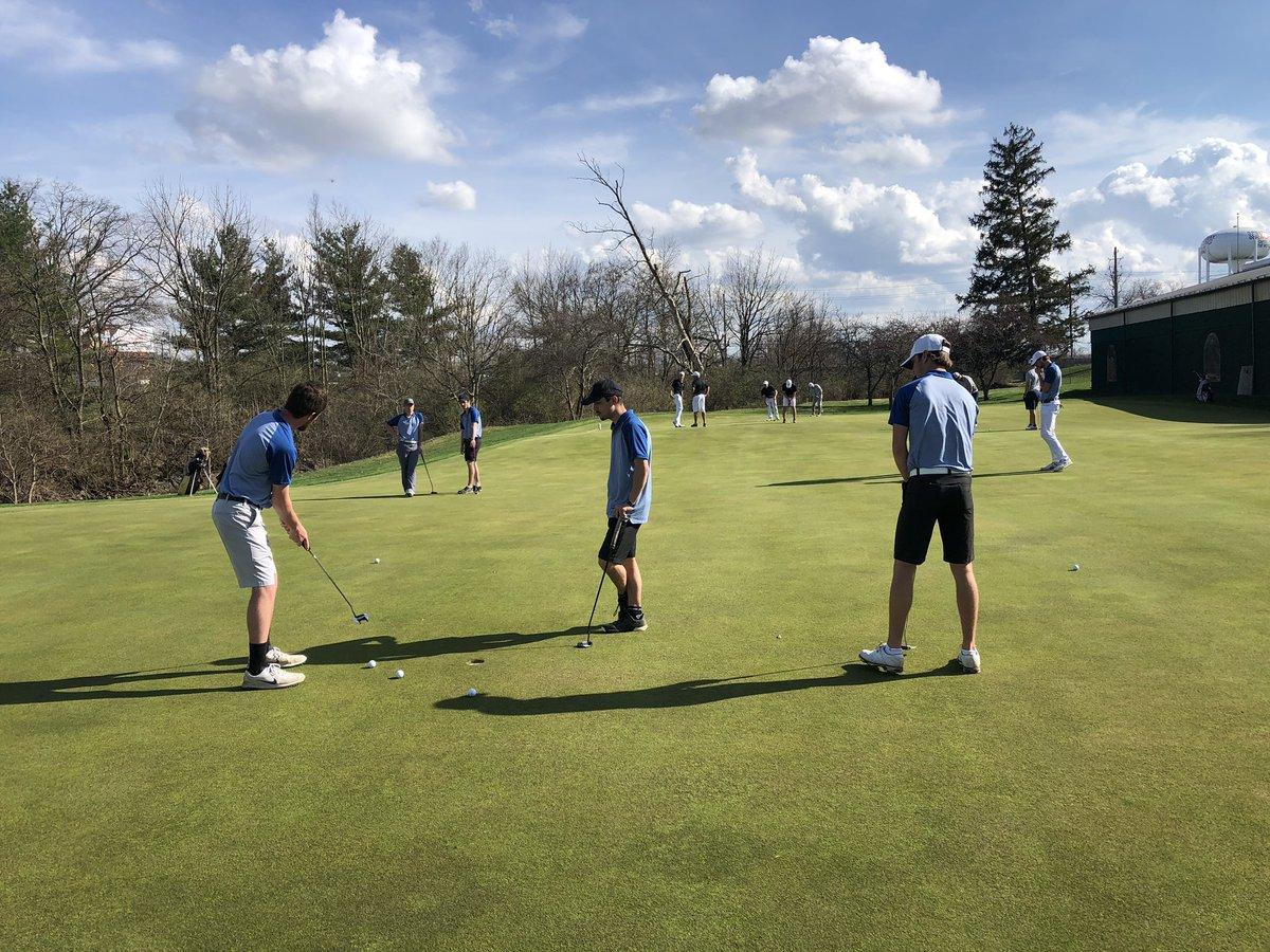 Culver-Stockton Golf's photo on Bronson