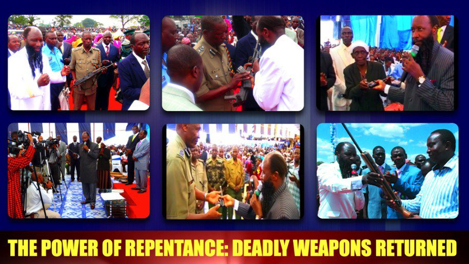 """When you have faith in God our King #TheMonumentalVisitation is evident in you. The Bible says"""" Such a prayer offered in faith will heal the sick, and the Lord will make you well. And if you have committed any sins, you will be forgiven. –James 5:15"""