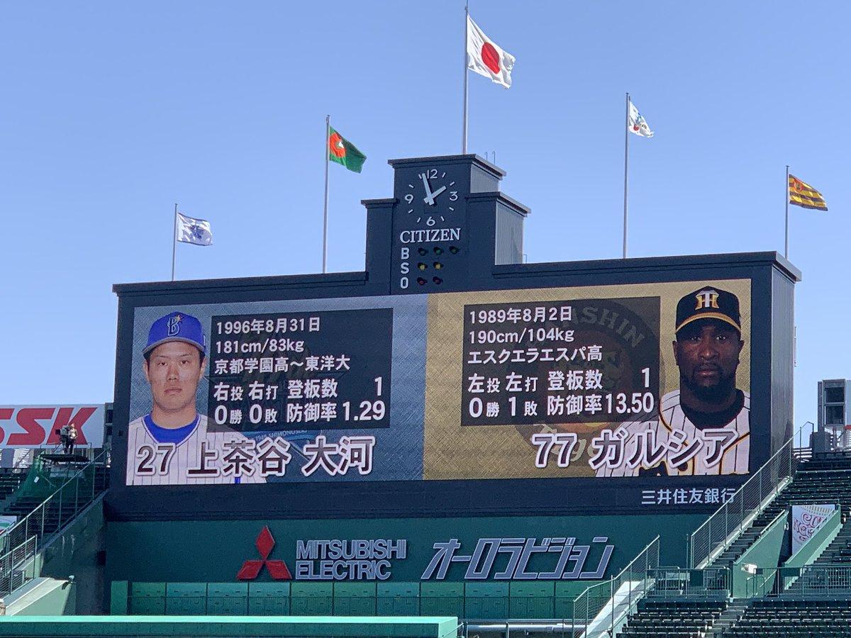 【ガオラ】阪神対横浜【ワッチョイあり】