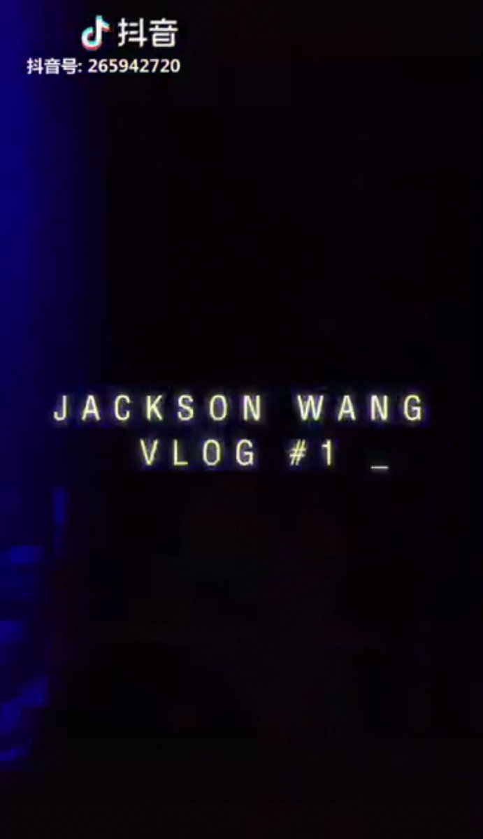 Jackson Wang Global on Twitter: