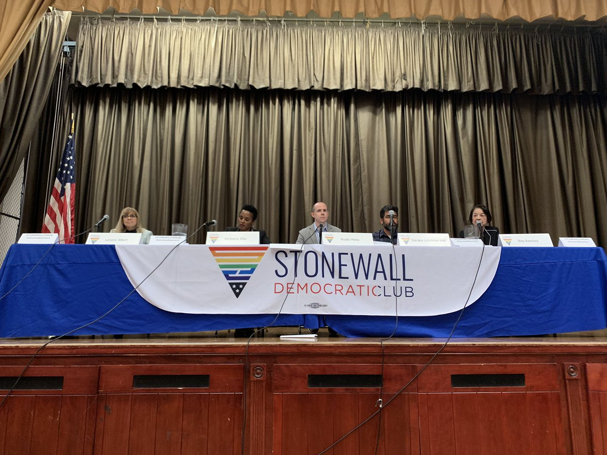 StonewallForum hashtag on Twitter